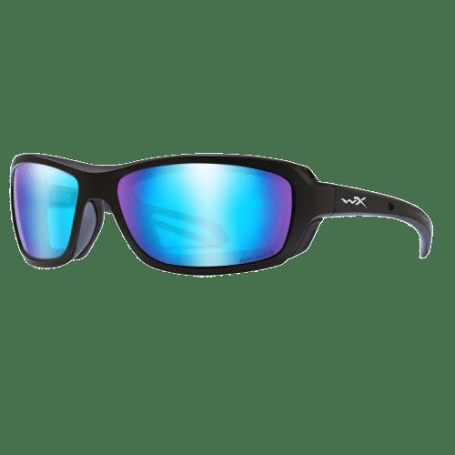 Wiley X Captivate Kingpin polarizační brýle green mirror