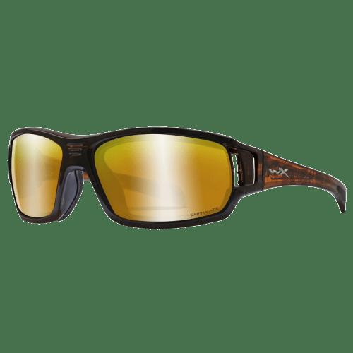 Okulary Wiley X Captivate - WAVE Polaraized Blue Mirror