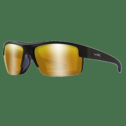 Okulary Wiley X Captivate - BREACH Polaraized Bronze