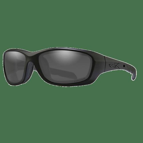 Okulary Wiley X Captivate - BOSS Polaraized Blue Mirror